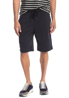 Vince Double Knit Pull-On Shorts