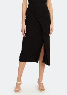 Vince Draped Midi Skirt - M - Also in: S, L, XS, XXS
