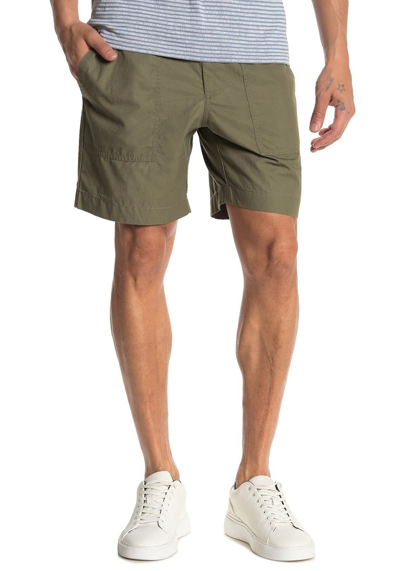 Vince Drawstring Utility Shorts