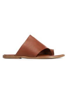Vince Edris Leather Toe-Loop Sandals