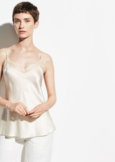 Vince Exclusive / Lace Trim Cami