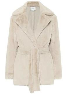 Vince Faux fur jacket