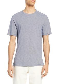 Vince Feeder Stripe T-Shirt