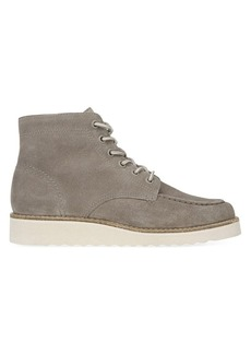 Vince Finley Suede Ankle Boots