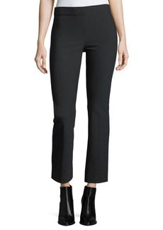 Vince Flared Crop Ponte Legging Pants
