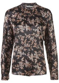 Vince floral print blouse