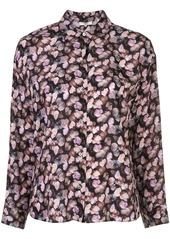 Vince floral shirt