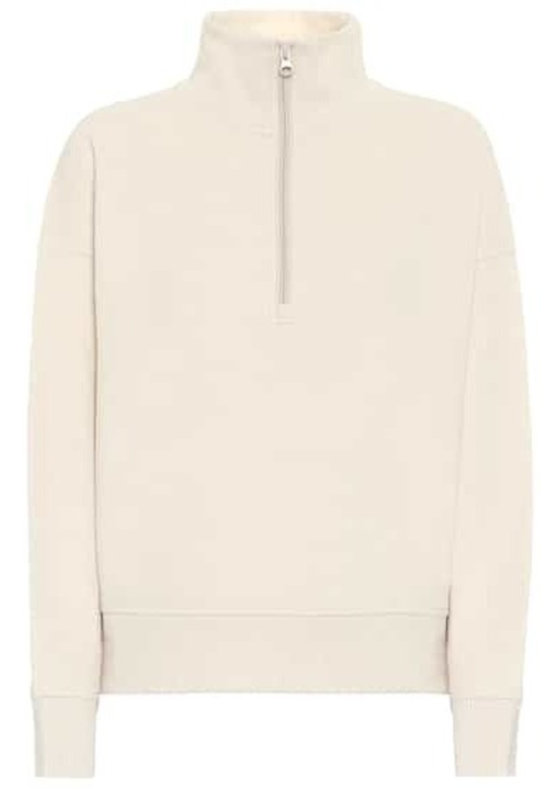 Vince Funnel-neck sweater