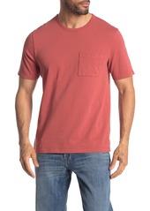 Vince Garment Dye Pocket T-Shirt