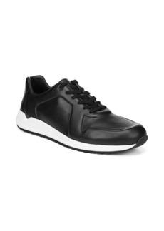 Vince Garrett Leather Sneakers