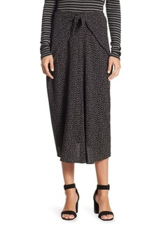 Vince Graphic Day Skirt