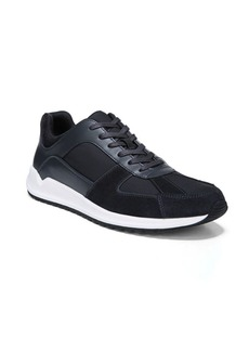 Vince Griffin Canvas & Leather Sneakers