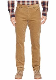 Vince Heizer Five-Pocket Courduroy Pants
