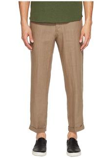 Vince Hemp Cropped Trousers