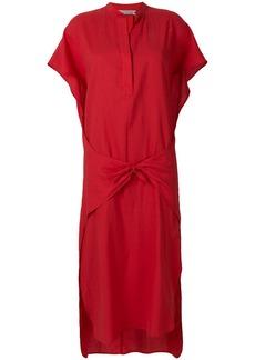 Vince high low hem dress