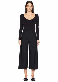 Vince High-Rise Crop Pants
