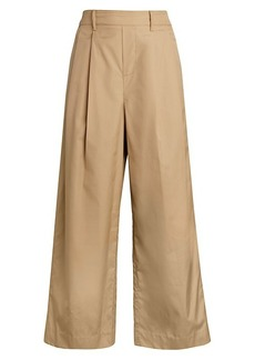 Vince High-Rise Cropped Utility Pants