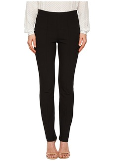 Vince High-Rise Stitch Front Leggings