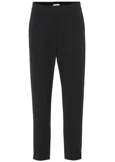 Vince High-rise straight pants