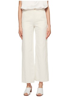 Vince High-Rise Wide Leg Pants