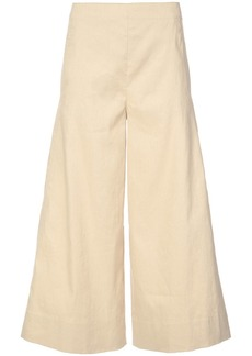 Vince high waisted culottes