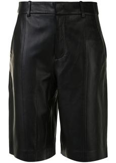 Vince high-waisted shorts
