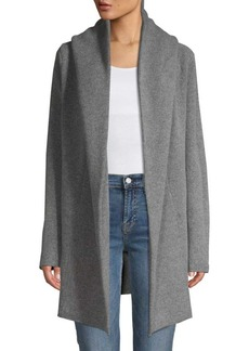 Vince Hooded Cardigan