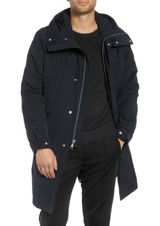 Vince Hooded Parka