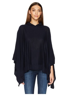 Vince Hooded Poncho