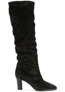 Vince knee high ankle boots