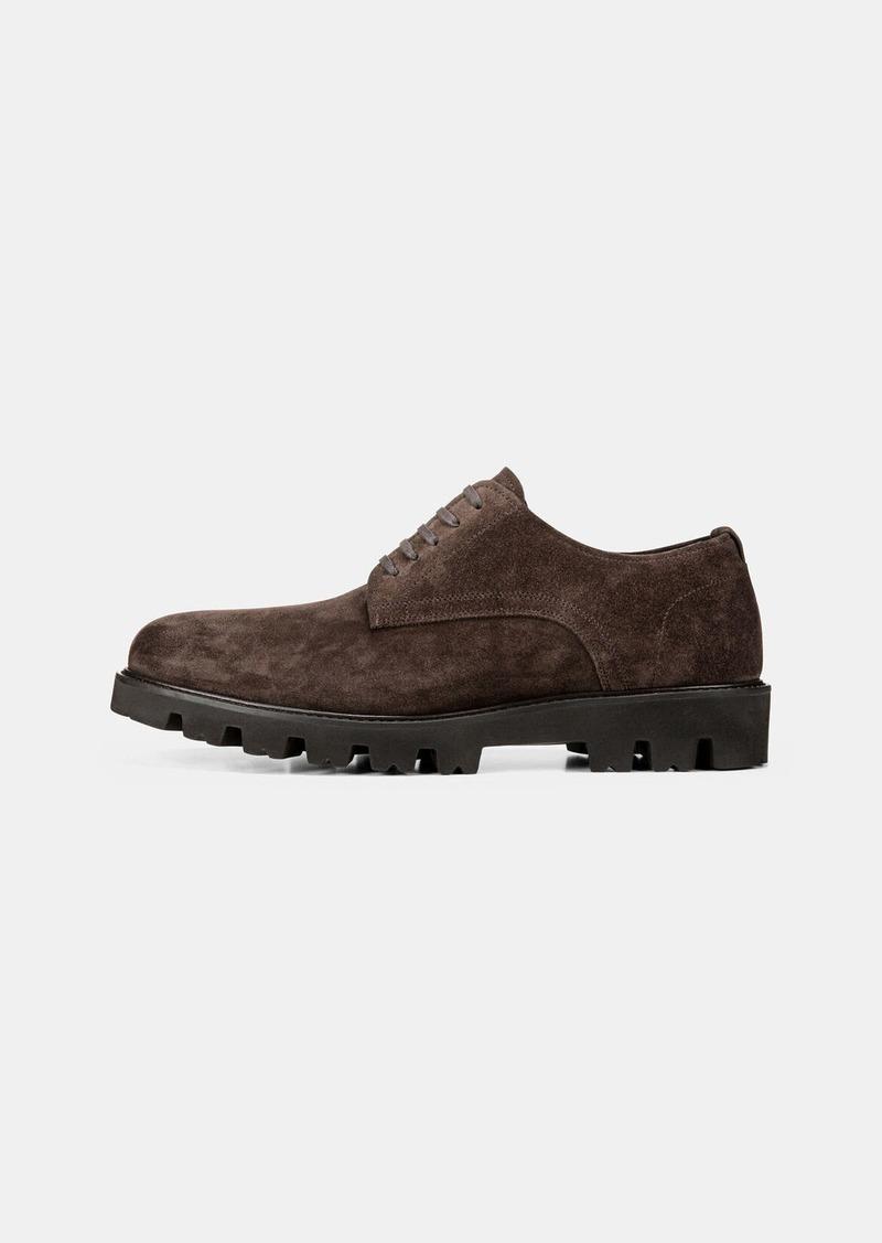 Vince Leather Cadet Shoe