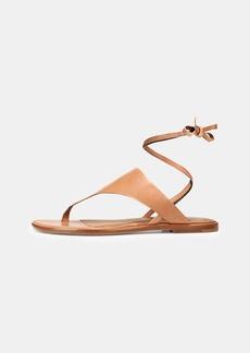 Vince Leather Eastwood Sandal