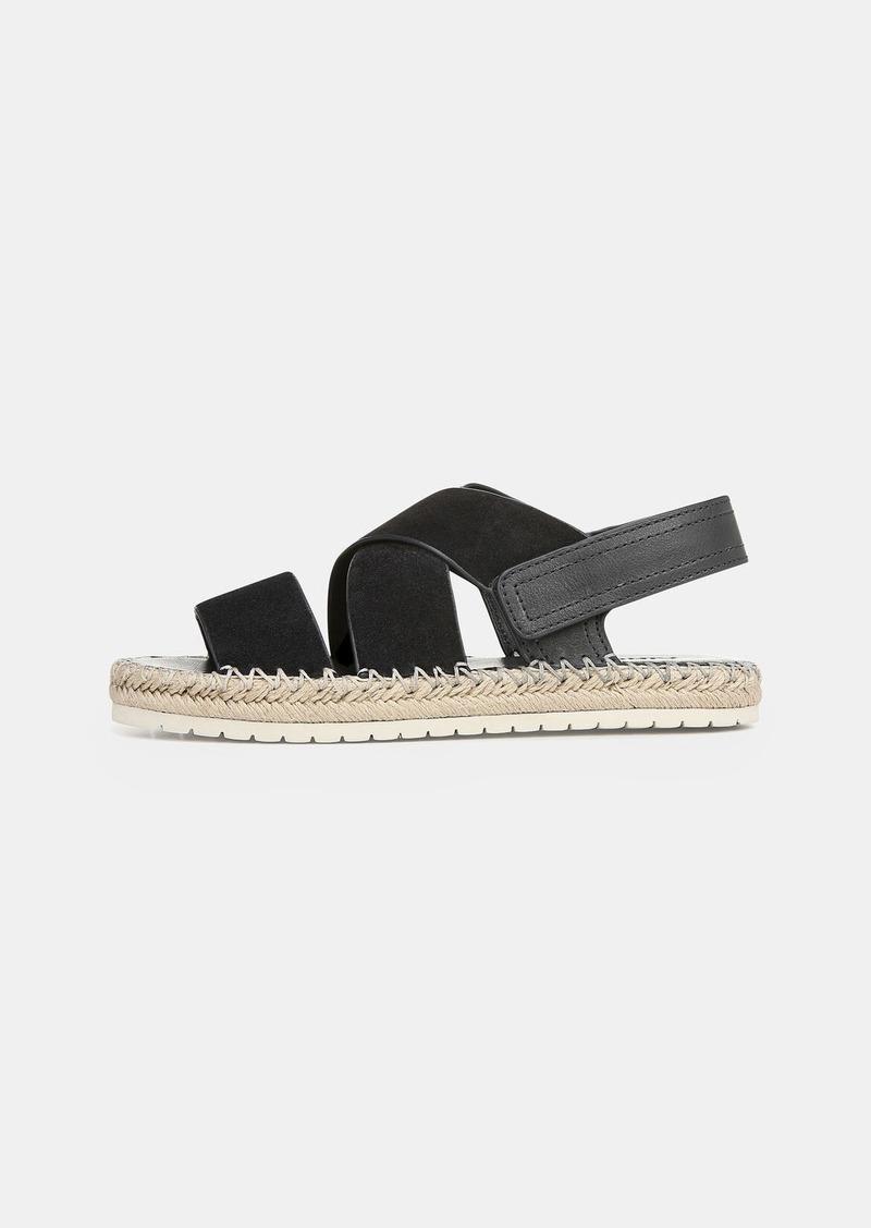 Vince Leather Tenison Sandal