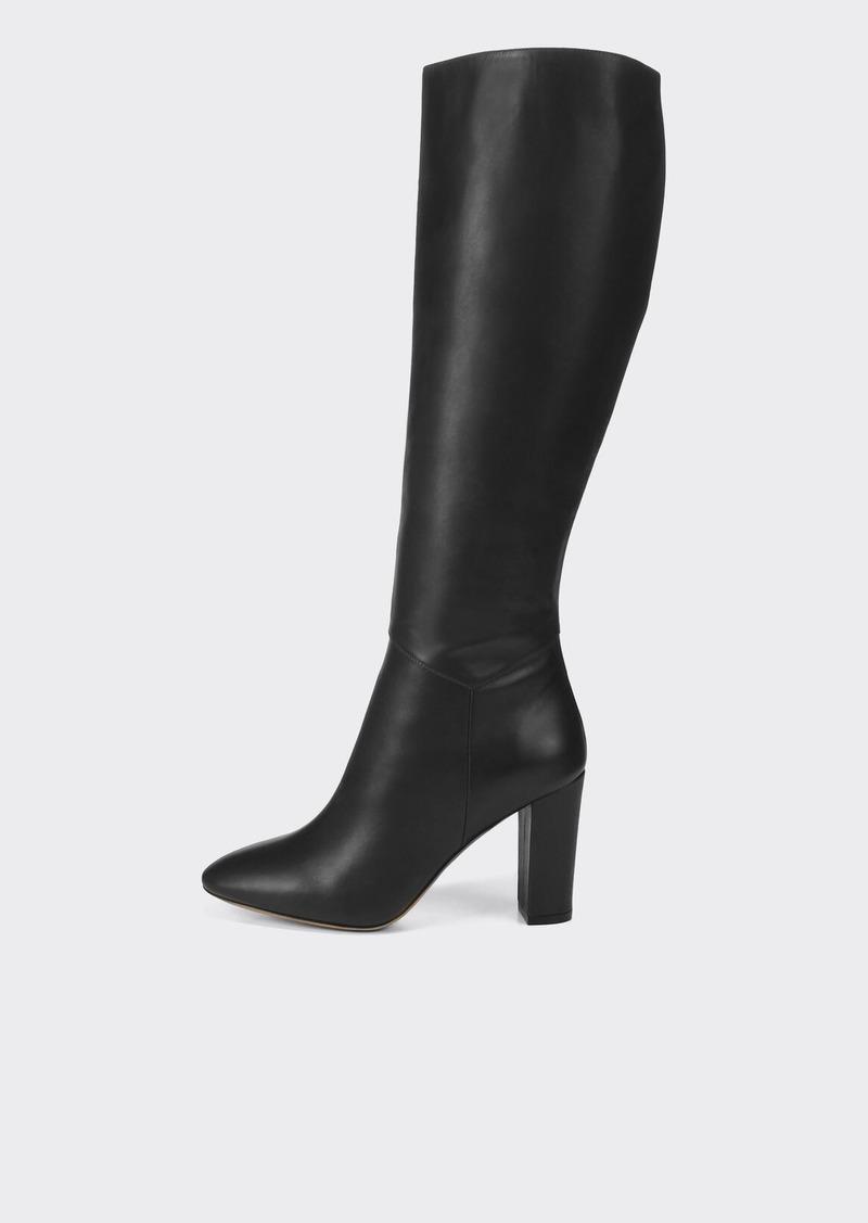 Vince Leather Vita-E Tall Boot