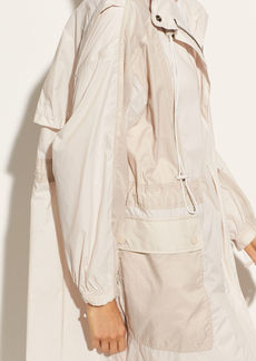 Vince Lightweight Trench