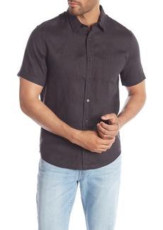 Vince Linen Classic Fit Shirt