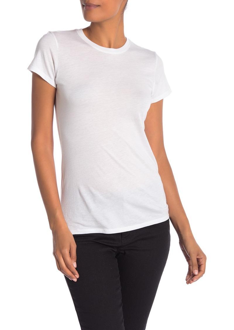 Vince Little Boy Short Sleeve T-Shirt