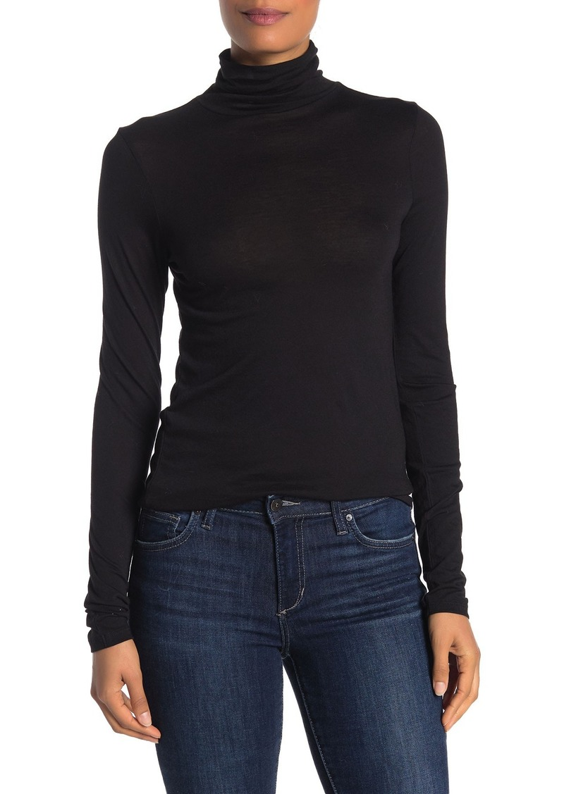Vince Little Boy Turtleneck Top