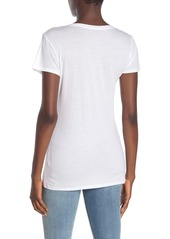 Vince Little Boy V-Neck T-Shirt