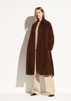 Vince Long Plush Coat