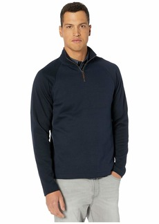 Vince Long Sleeve 1/4 Zip Sweater