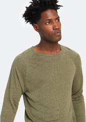 Vince Long Sleeve Crewneck T-Shirt - L - Also in: XS, XL, S