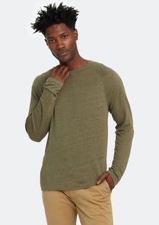 Vince Long Sleeve Crewneck T-Shirt - XS - Also in: L, S, XL