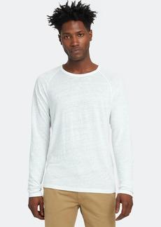 Vince Long Sleeve Crewneck T-Shirt