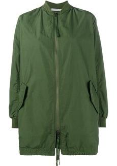 Vince longline bomber jacket