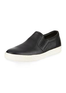 Vince Men's Barron Leather Slip-On Sneakers