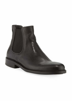 Vince Men's Burroughs Leather Chelsea Boots