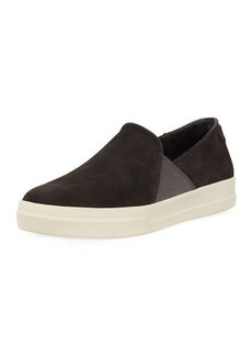 Vince Men's Carlin Suede Slip-On Sneakers