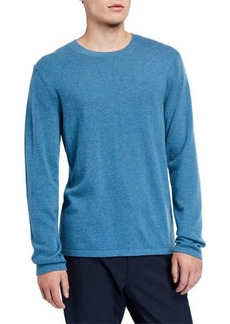 Vince Men's Cashmere Jersey Crewneck Sweater