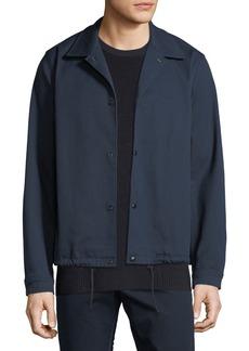 Vince Men's Coaches Jacket
